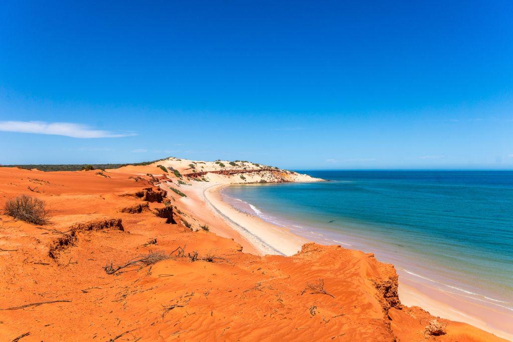 Francois Peron National Park, Australia