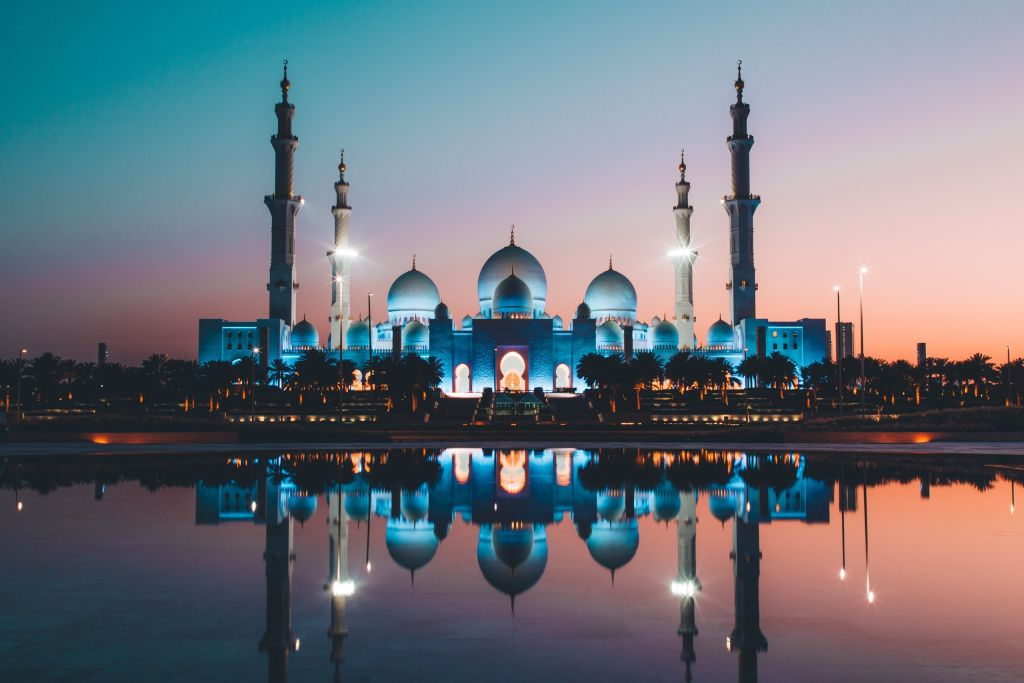 Abu Dhabi, United Arab Emirates2