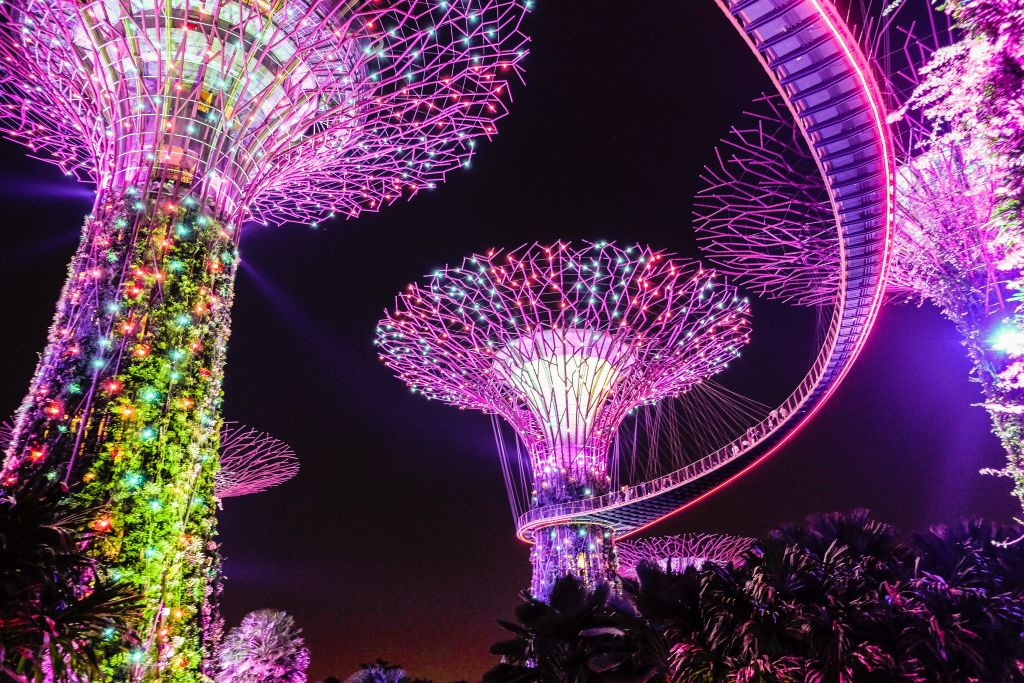 Gardens By The Bay East, Singapore