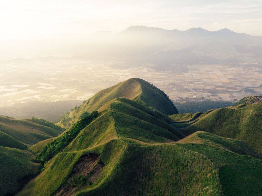 Mount Aso, Aso, Japan