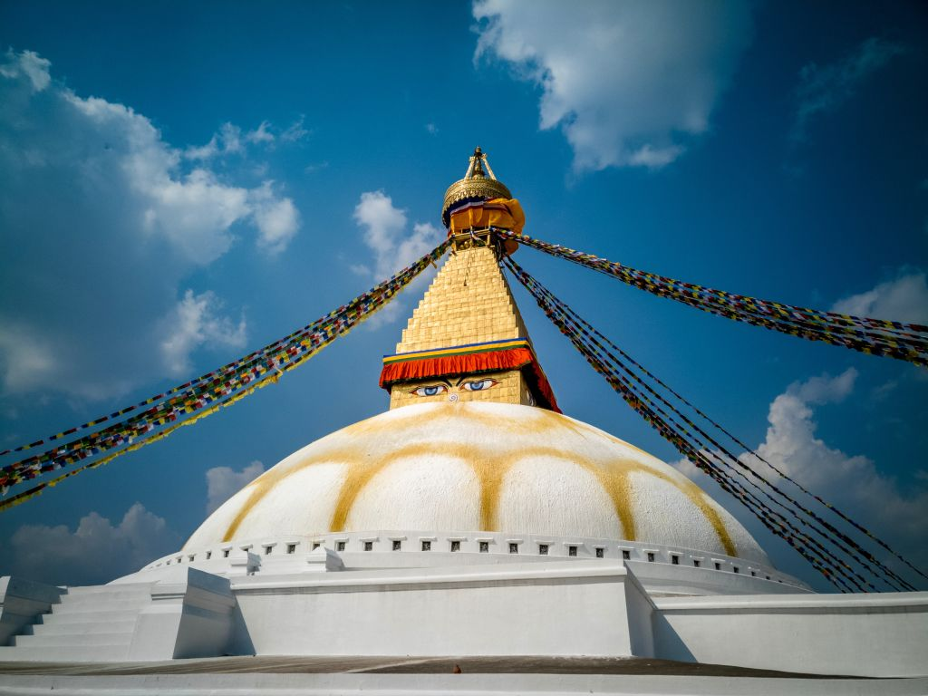 Boudhha, Kathmandu, Nepal