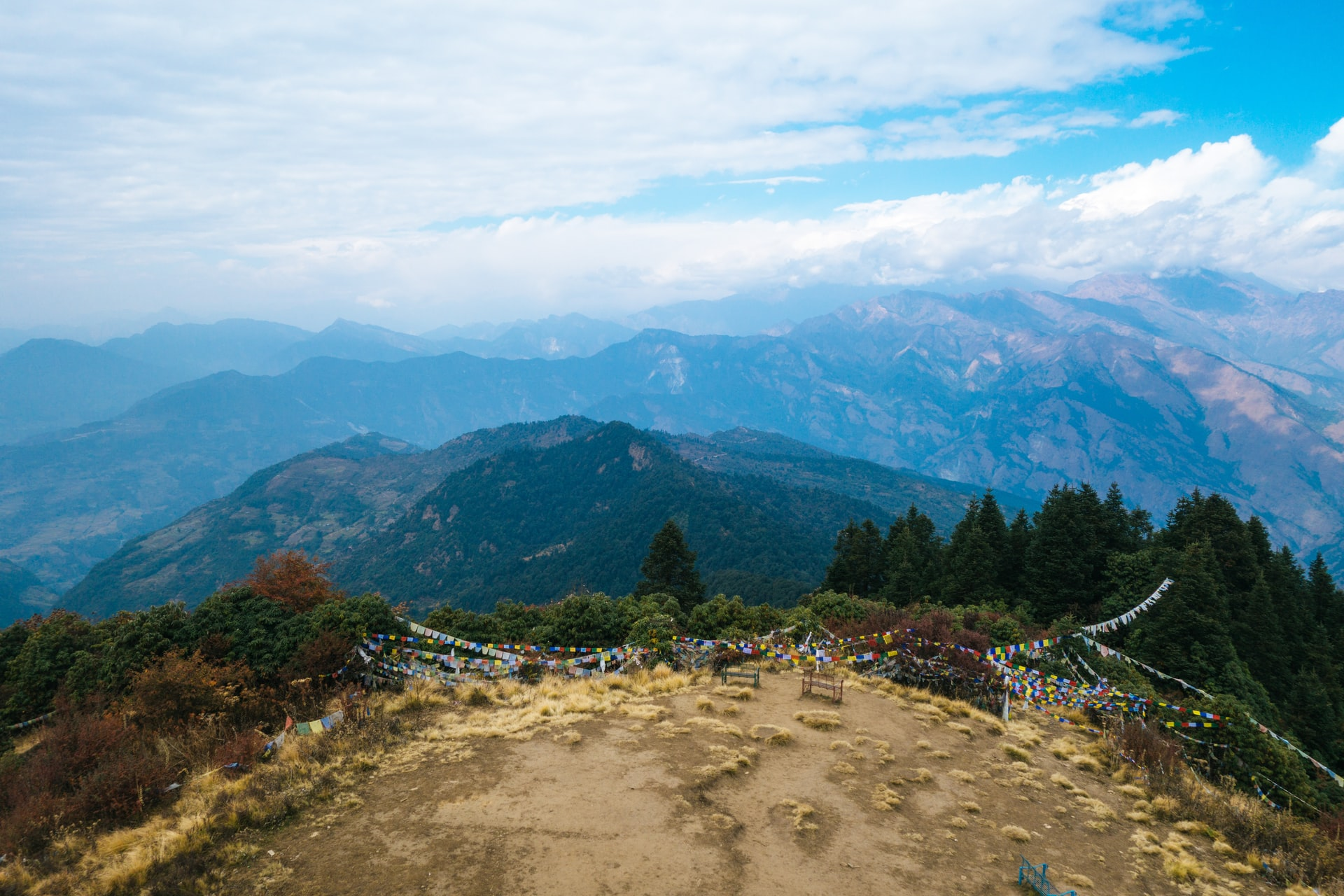 Image of theGhorepani Poon Hill Trek - The Best View Of The Annapurnas