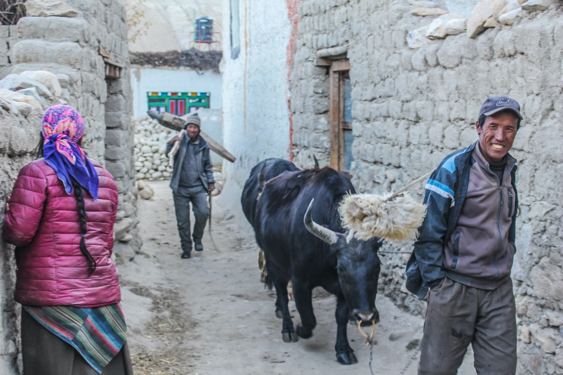 Image of the 13 days Easy Road Trip to Upper Mustang by Jeep