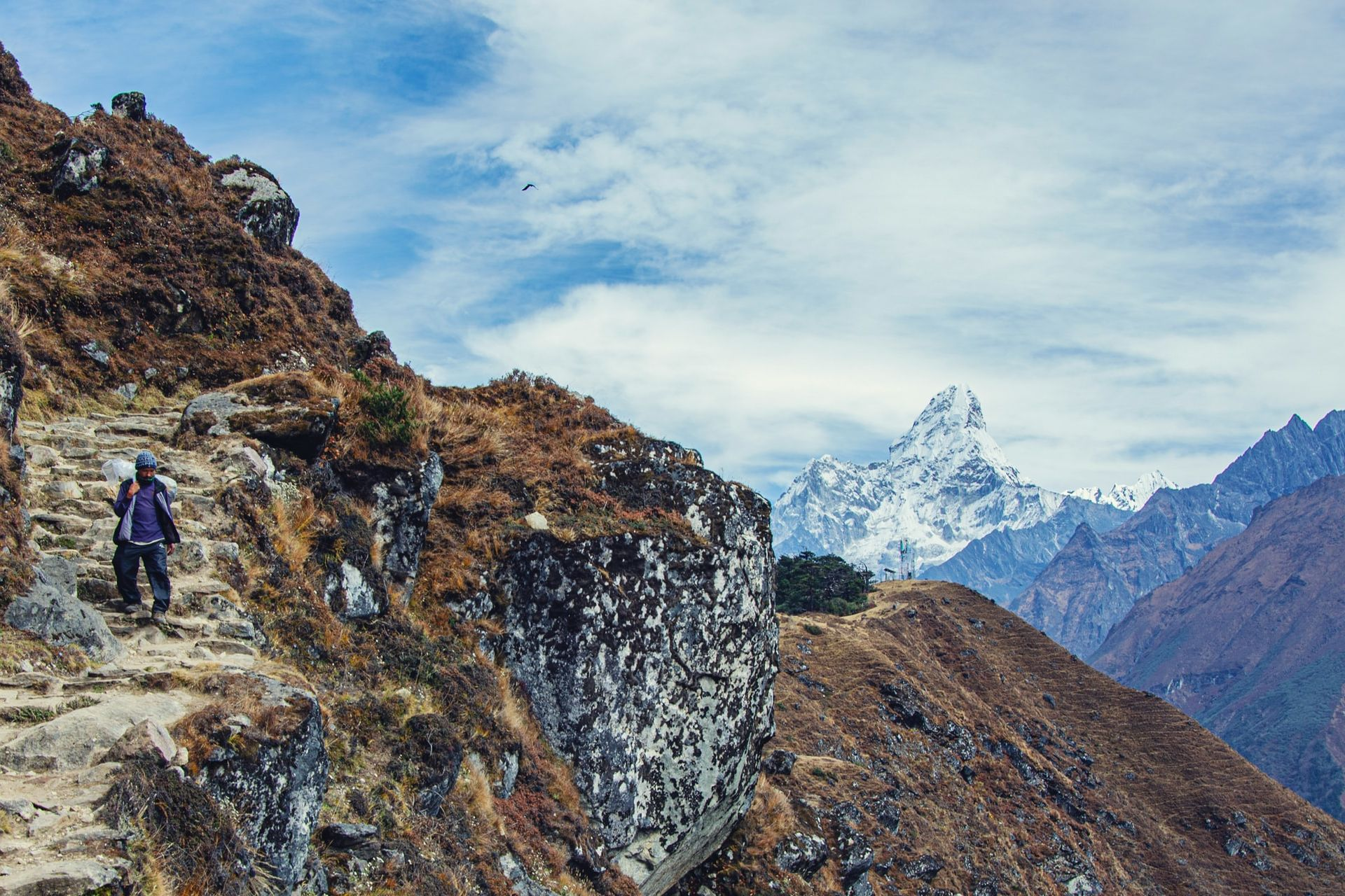 Image of the9 days Pikey Peak Trek - A Short Trek with Great Views of Everest