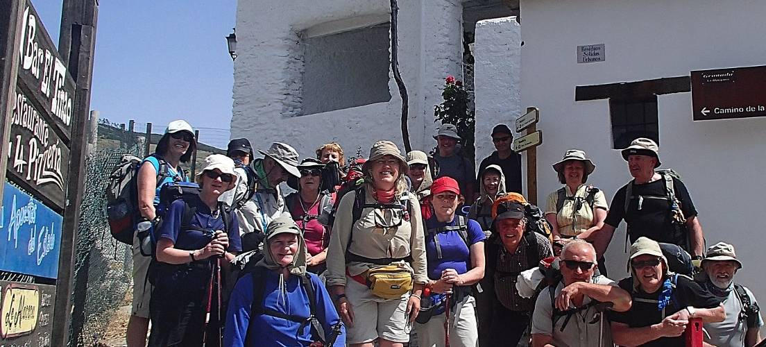 Group Walking Holidays, Natural Parks of Andalucia