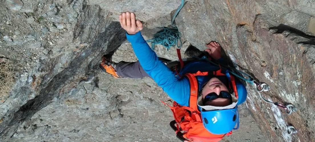Rock Climbing Sierra Nevada