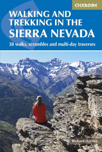 Cicerone Guidebook to the Sierra Nevada