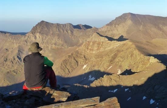 Crossing of the Sierra Nevada