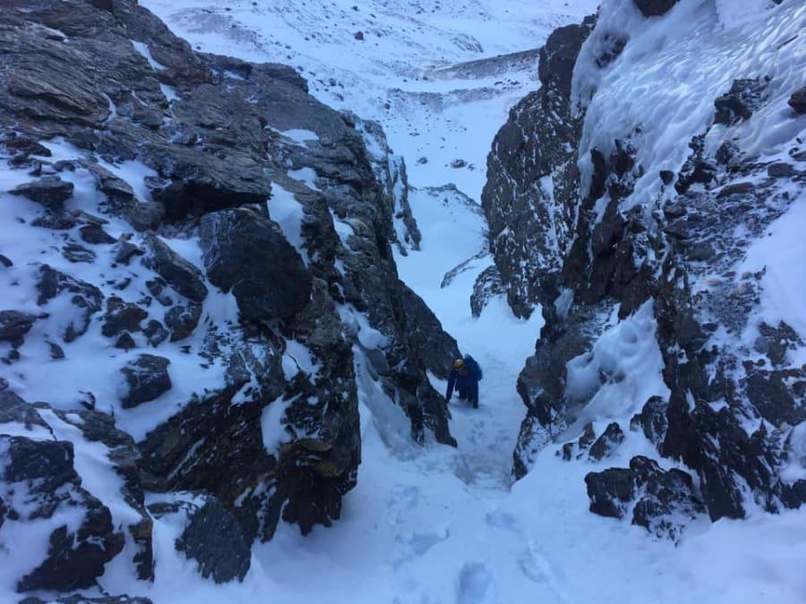 Intermediate climber slide 6