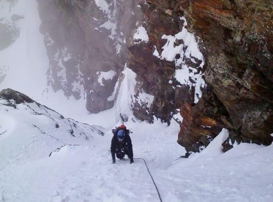 Intermediate climber slide 3