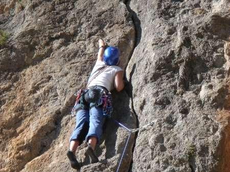 Rock Climbing Course near Granada