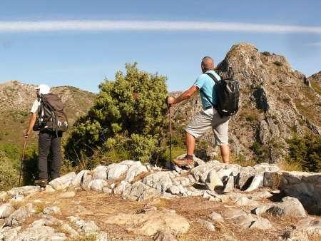 Walking tours Sierra de las Nieves