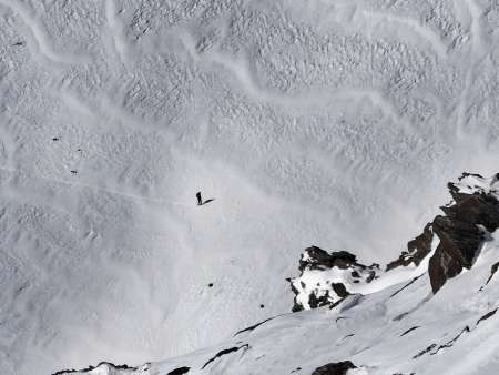 Ski Touring in the Sierra Nevada