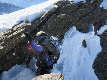 Expedition Training Courses in the Sierra Nevada