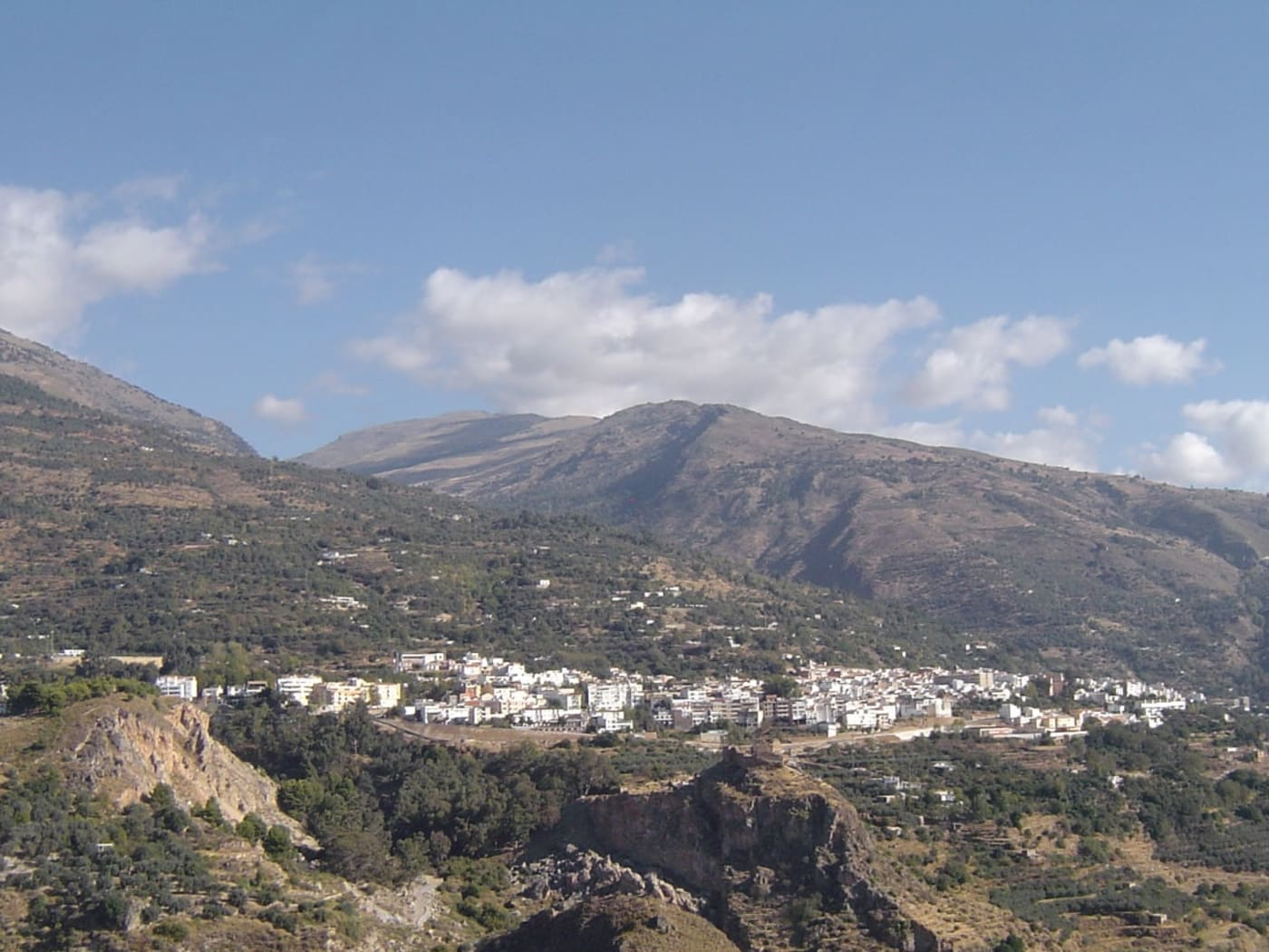 Accommodation in Lanjaron in the Alpujarras