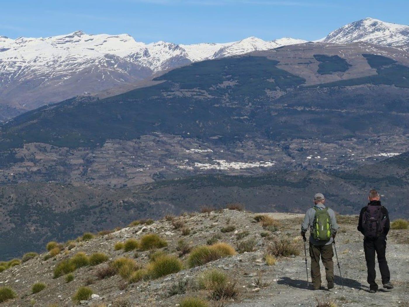 Sea to Summit Trek, Spain