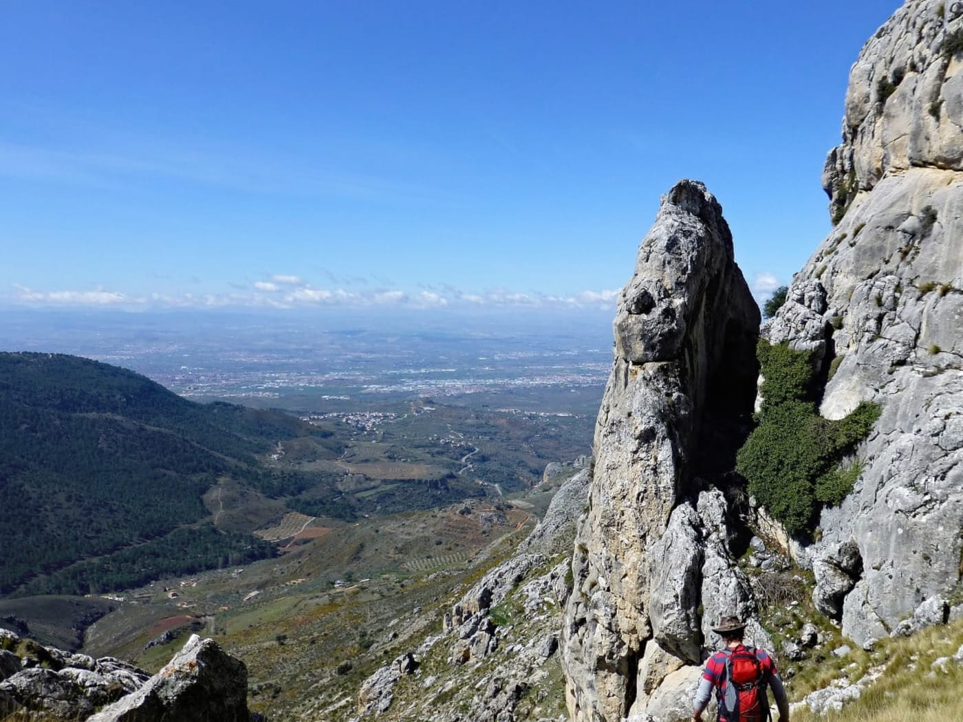 Stunning scenery in the relatively unknown Sierra de Huetor