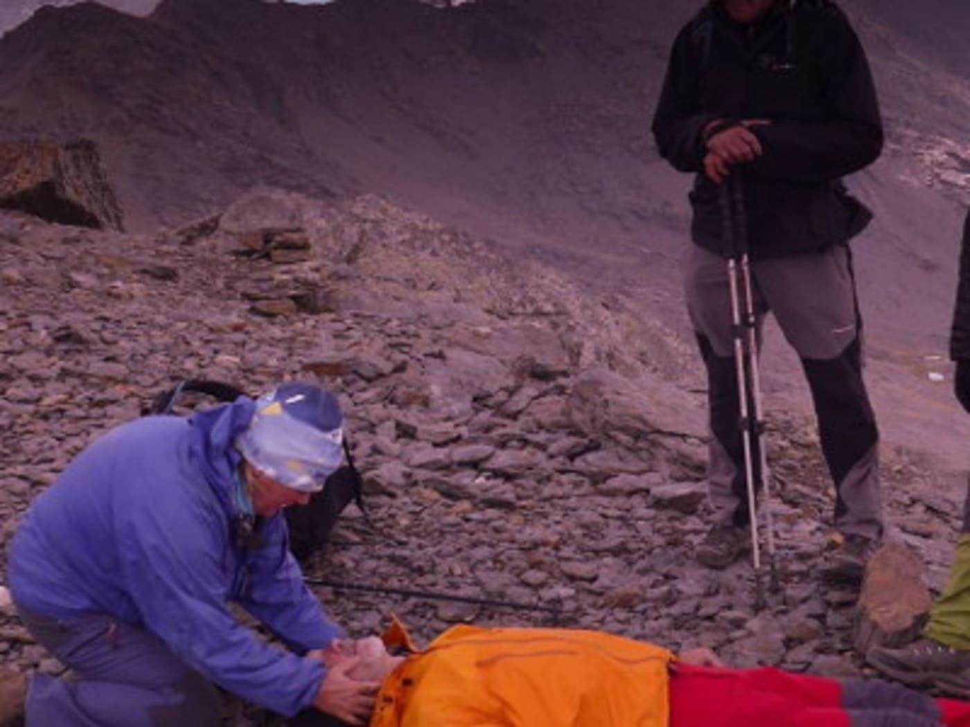 First aid courses near Granada, Andalucia