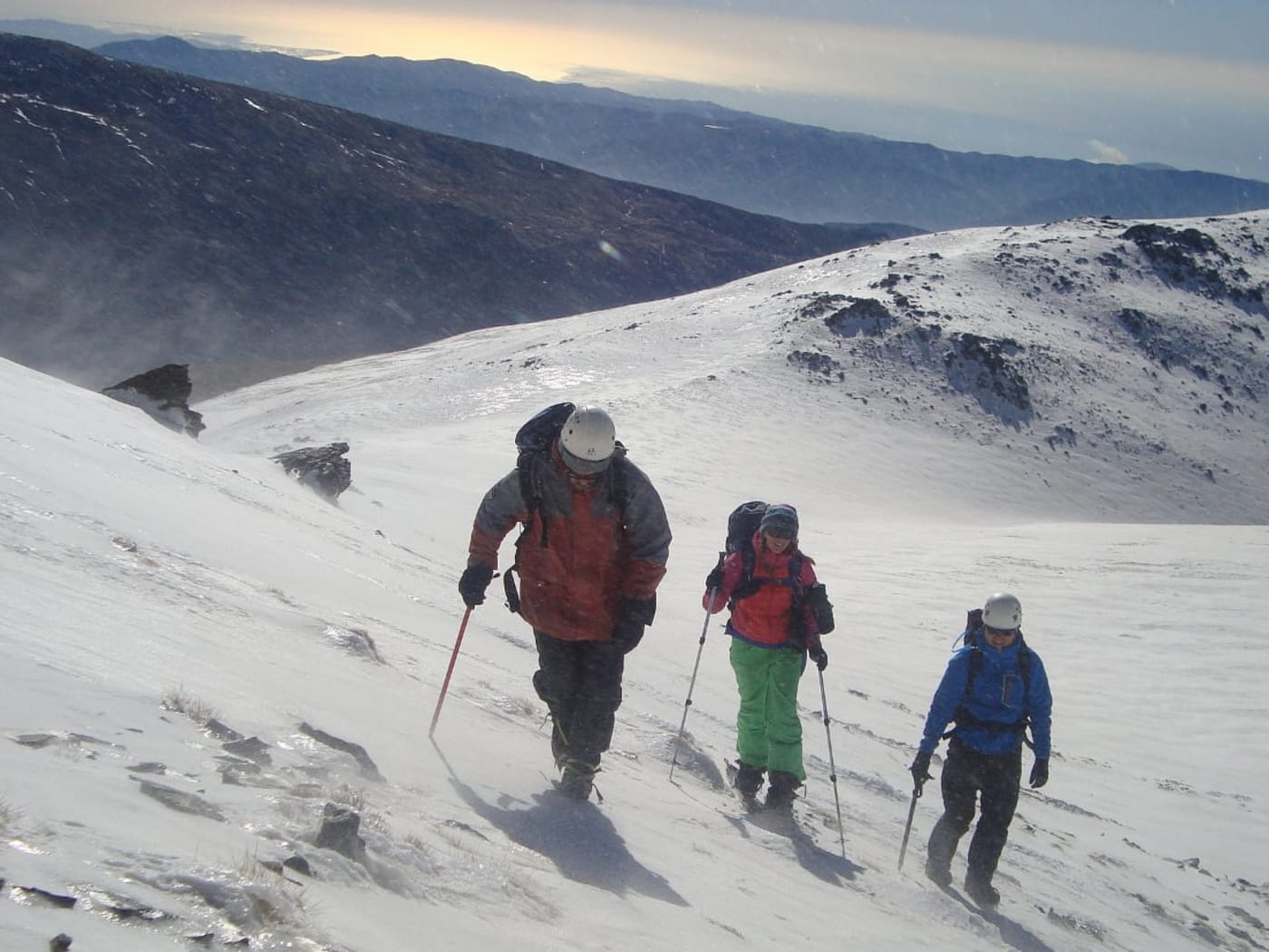 Sierra Nevada Avalanche Information mountain conditions