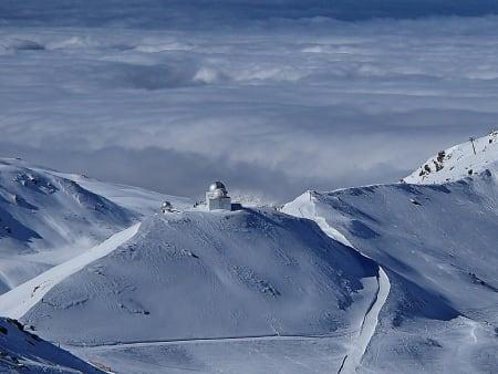 Downhill Skiing Sierra Nevada