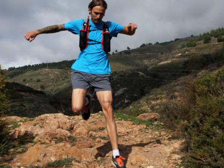 High level training in Spain's Sierra Nevada