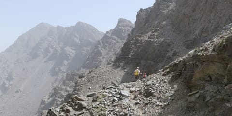 Trekking and Biking in a week