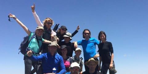 The Spanish 3 Peaks Challenge, Veleta