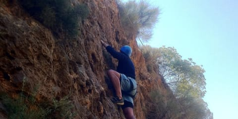 Join us for a day's climbing
