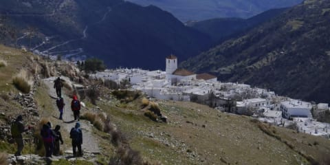 Beautiful White villages