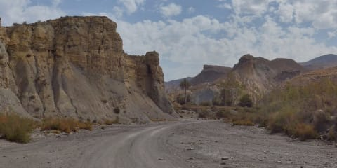 The Tabernas Desert - follow in the footsteps of the Spaghetti Westerns
