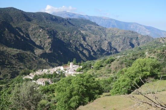 Hikes in Taha del Pitres