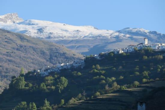 Hiking in Capileira