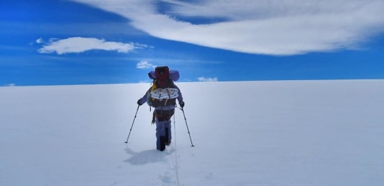 Patagonia Icefield Expedition Diary 2010