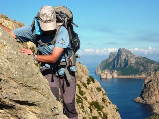 5 best Mallorca mountain days scrambling & birdwatching