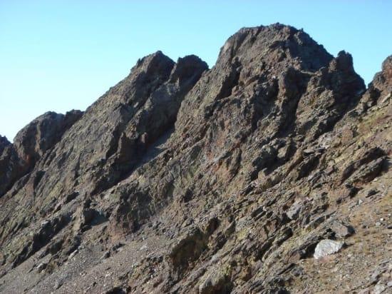 Is the Raspones the best ridge scramble in Spain?