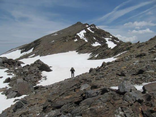 Ridge to Tajos Altos