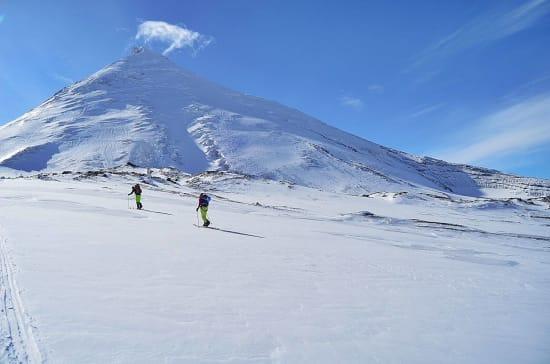 Spanish Highs joins Berghaus team ski touring in Kamchatka