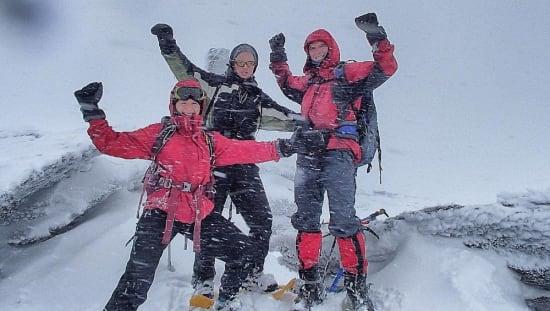 Winter Mountaineering Courses in Spain's Sierra Nevada