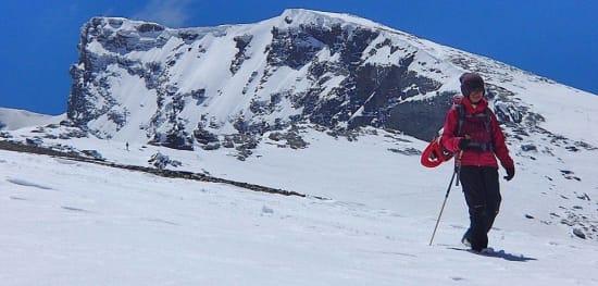 Training for High Altitude, Spain's Sierra Nevada mountains