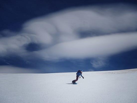 Ski Touring also for split boarders