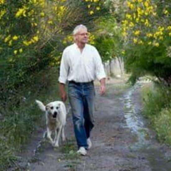 Chris Stewart Walking Alpujarras