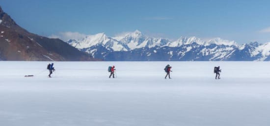 Expedition Trip Report Patagonian Icecap November 2014