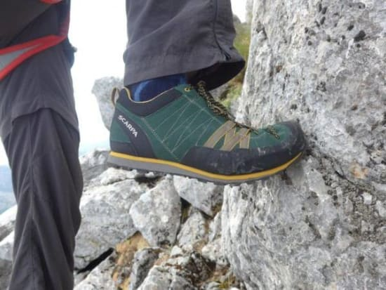 Scrambling & Approach Boot Group Test & Review
