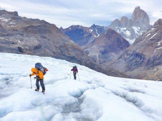 Glacier Gorra Blanca Sur