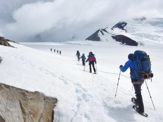 Patagonian Icecap Expedition 2016