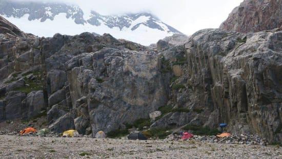 Camp at La Playita