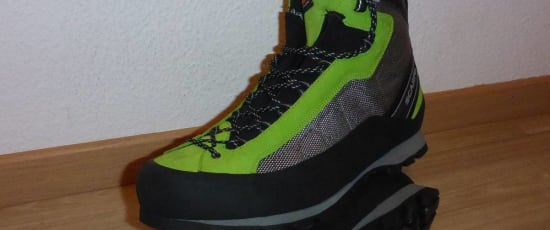 A review of the Scarpa Marmolada Trek boot