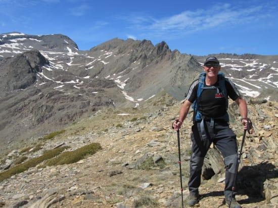 Nick Cranham - Sea to Summit of Mulhacen