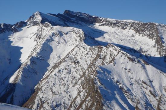 Bivouac on Cerro Los Machos in the Sierra Nevada