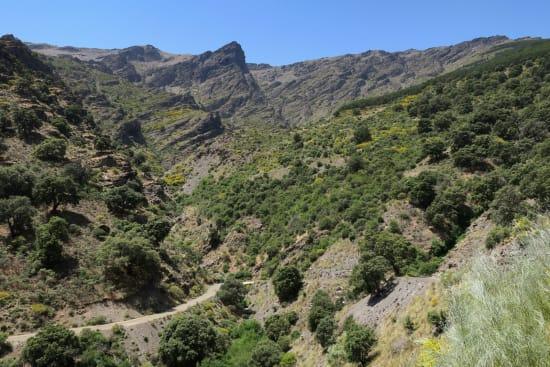 Day 1 - the fine peak of Peña Horadada